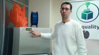 видео 3D Принтер PRISM PRO DUAL