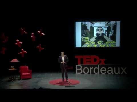 Des héros et des hommes : Nicolas GAUME at TEDxBordeaux