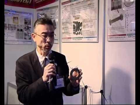 Dr. Takashi Yanagisawa - Offshore Arabia 2012