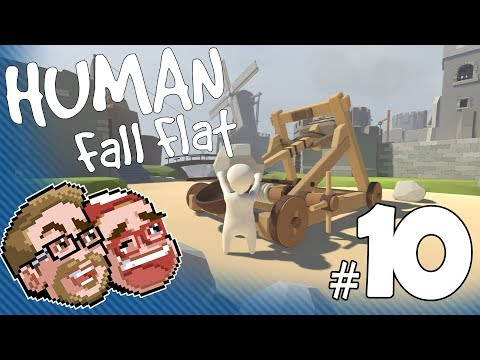 STOP, YOU'RE MAKING IT WORSE! | Human: Fall Flat [#10] | Press On