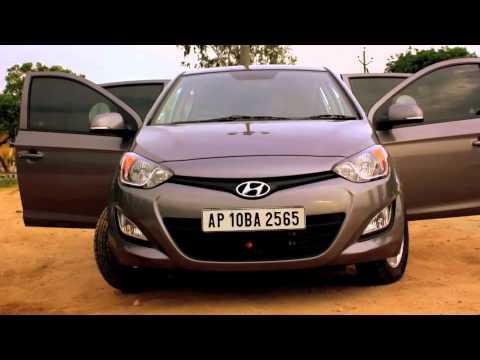 Hyundai i20 CRDi Sportz ABS
