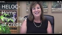 HELOC - Home Equity Loan