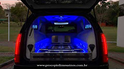 CADILLAC SRX FUNERAL CAR