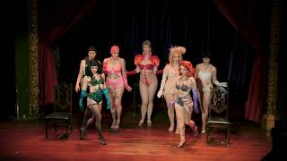 TUSH! Burlesque Group Act HNT