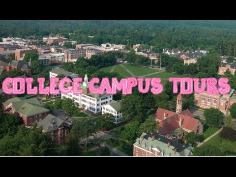 College Campus Tours: DARTMOUTH, MIDDLEBURY & AMHERST // 2017 // Vlog