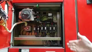 소방펌프 고장시 점검 …