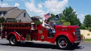 2016 Lebanon County Pa Fireman