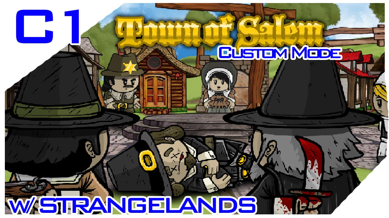 OFFICIAL ARSONIST BUFF POLL :: Town of Salem General ...