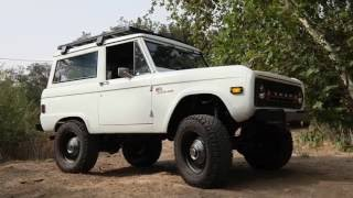 ICON BR Custom Ford Bronco #34!