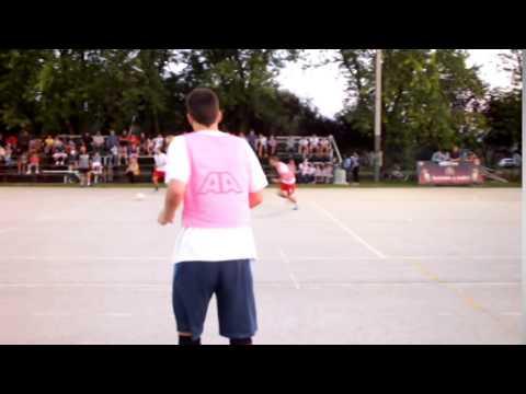Počeo noćni turnir u malom fudbalu, Lipar 08.08.2014. god