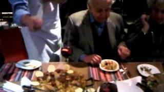 La Fonda Del Sol - Josh Dechellis - Master Paella Class - Part Iii.january 2011.3gp