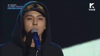 Gambar cover [HD] 160217 겁 (Fear) - MINO feat. Seungyoon (WINNER) @ Gaon Charts K-pop Awards