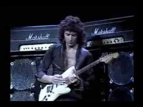 Ritchie Blackmore Guitar God