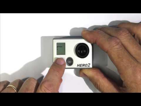 GoPro Hero2 - Manual Update Firmware WITHOUT CineForm Studio