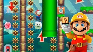 TAS en Speedrun = Nivel Fantastico - TOP Super Expertos | Super Mario Maker