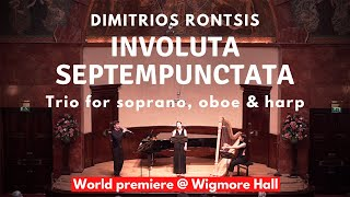 Involuta Septempunctata @ Wigmore Hall 2018 // Contemporary classical music