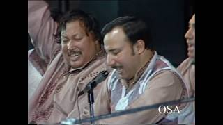 Download lagu Aankh Uthi Mohabbat Ne Angrai Li - Ustad Nusrat Fateh Ali Khan - OSA Official HD Video