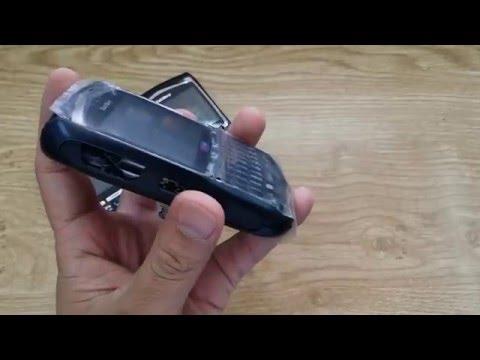 Vo may BlackBerry 8700, Thay vo may dien thoai BlackBerry 8700G,V,C