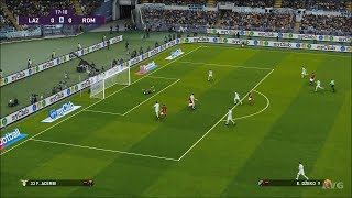 eFootball PES 2020 - SS Lazio vs AS Roma - Gameplay (PS4 HD) [1080p60FPS]