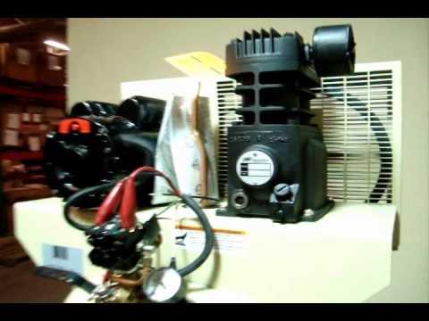 IR 3HP COMPRESSER SS3L3 400100wmv YouTube – Ingersoll Rand 2475n7.5 Wiring Diagram