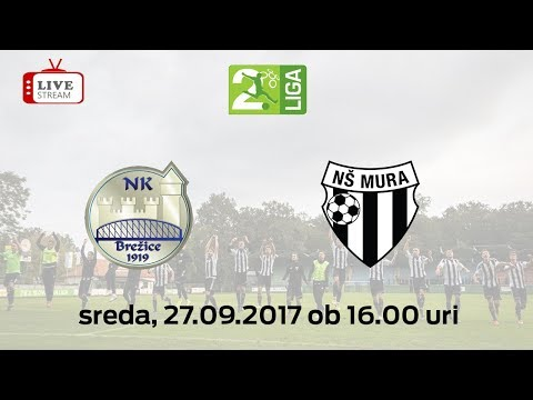 NK BREŽICE : NŠ Mura, 2. SNL, 27.09.2017