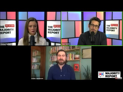 The Rise of the Modern Senate and the Crippling of American Democracy w/ Adam Jentleson - MR Live