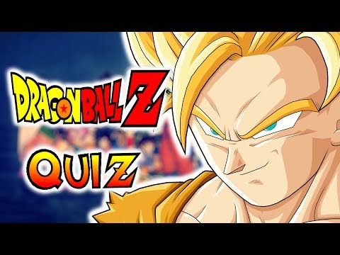 Can you guess all Dragonball Characters ? [Dragonball Z Character Quiz] [Easy]