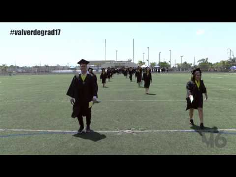 Copy of Val Verde High & Val Verde Academy Commencement Ceremony 2017