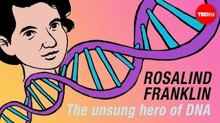 Rosalind Franklin: DNA's unsung hero - Cláudio L. Guerra