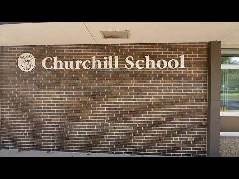 Revisiting Winston Churchill Elementary School For the first time in 10 years ????????????