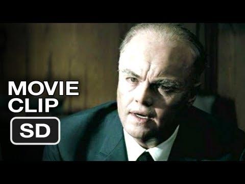 J Edgar #1 Movie Clip - Robert Kennedy (2011) HD
