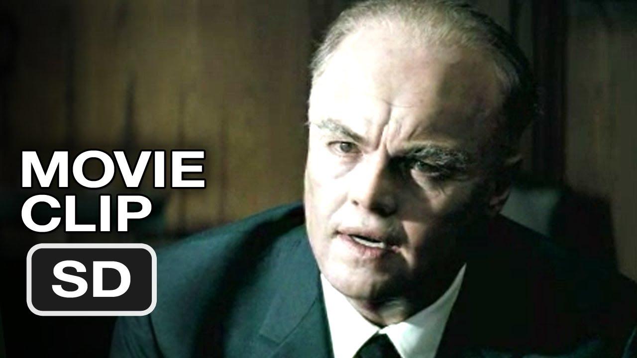 J Edgar #1 Movie Clip – Robert Kennedy (2011) HD