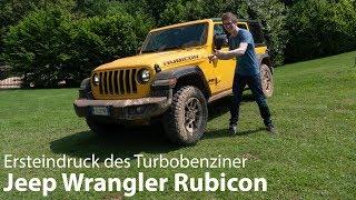 2019 Jeep Wrangler Rubicon 20 TGDI Fahrbericht  Der will es schmutzig  Autophorie