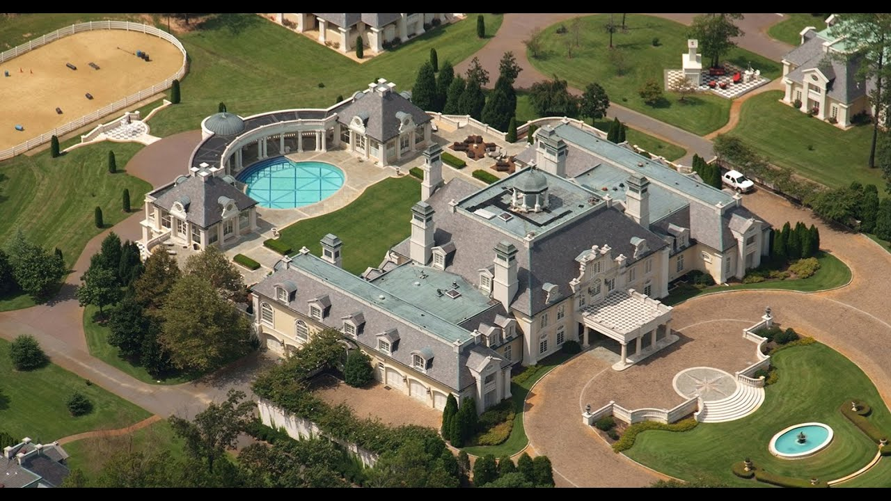 one of the countries largest mansions selling at absolute auction youtube - Biggest House In The World 2016