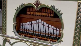 Wurlitzer 145B Band Organ - Georgie Girl