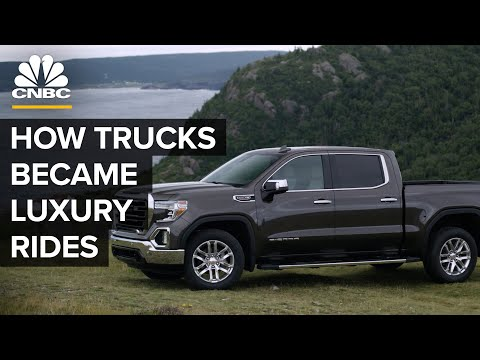 How Detroit Turned Trucks Into Luxury Vehicles