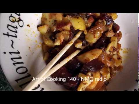 Art of Cooking 140 - NMQ radio