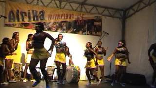 Intombi zomqangala (5): auftritt bei den afrikakulturtagen 2011 in