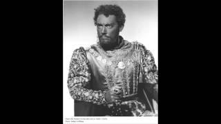 Mario del Monaco - Massenet -Le Cid- Ah! tout est bien fini...