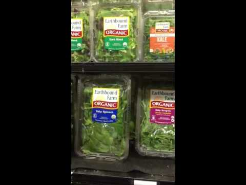 Earthbound Farm ORGANIC Salad Greens