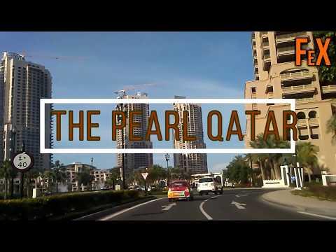 Qatar travel | Pearl Qatar Drive || November 2018