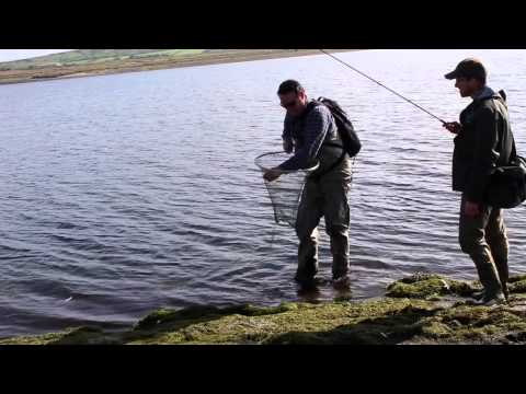 IGhillie 5 - Brown Trout Fishing At Colliford Lake, Bodmin Moor, Cornwall HD