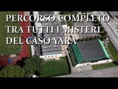 Ricostruzione completa: il percorso tra tutti i misteri del caso Yara