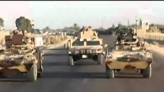 الجيش المصري يقتل 65 إرهابيا في سيناء