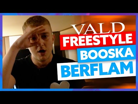 Youtube: VALD I Freestyle Booska Berflam