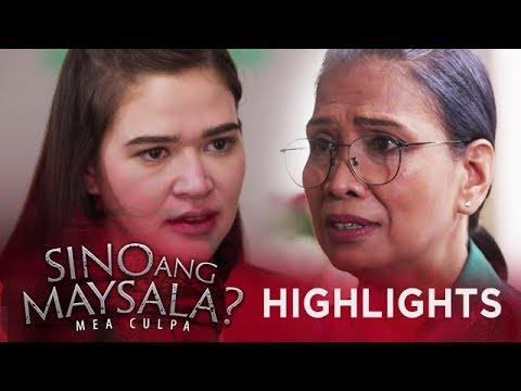 Juris denies that Dolores is her real mother | Sino Ang Maysala