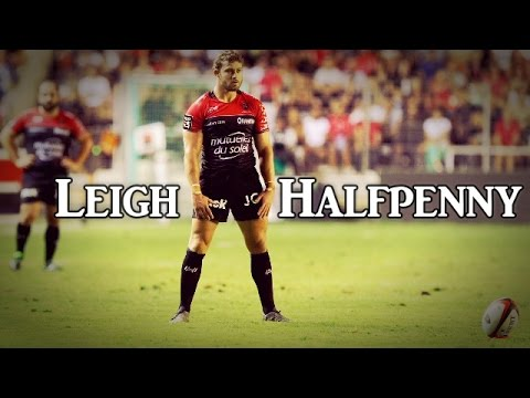 Leigh Halfpenny - The boss