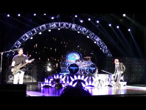 Van Halen Everybody Wants Some 8/3/15 Blossom Music Center
