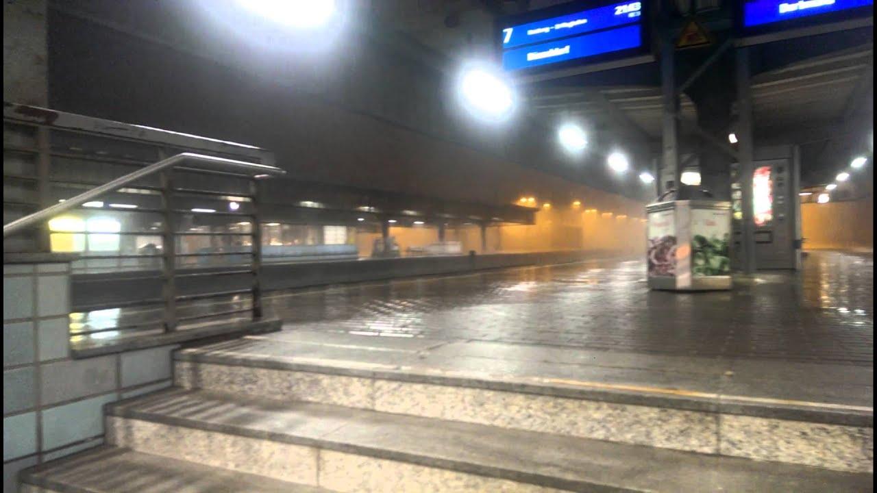 Unwetter Oberhausen