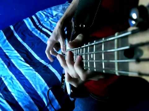 Muse - Hyper Music Bass Cover